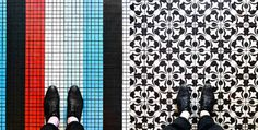 This Instagram will make you obsessed with the beauty of floor patterns