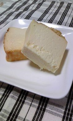 Tofu Cheesecake, Cheesecake Recipes, Asian Desserts, Low Carb Desserts, Different Cakes, Sweets Cake, Love Eat, Sweets Recipes, Food Menu