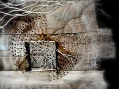 Jude Hill/Spirit Cloth #inspirational #textileart