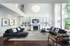 Living Room idea - Home and Garden Design Idea's