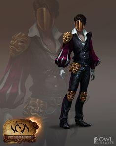 ArtStation - Characters - Chapter 5, OWL Studio Fantasy Character Design, Character Design Inspiration, Character Concept, Character Art, Concept Art, Fantasy Rpg, Medieval Fantasy, Dark Fantasy Art, Dnd Characters