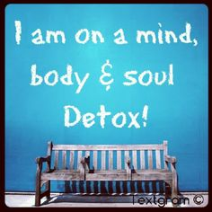 Today, I am starting a complete detox. That's right- mind, body and soul. For the past two weeks, I was rather ill and was unable to workout at all. Yikes! I am ready to flush out all the toxins in my body from being sick but also those that are holding me back from achieving the [...]