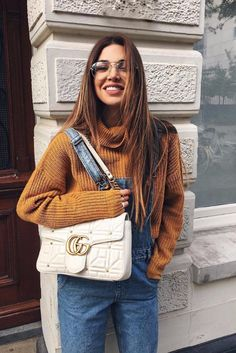 Skip the Jeans! Here Are 12 Fresh Ways to Wear Your Autumn Jumpers