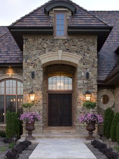 Traditional Exterior Front Door Design, Pictures, Remodel, Decor and Ideas - page 19