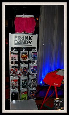 Frank Dandy STHLM Gift Lounge Finest Awards