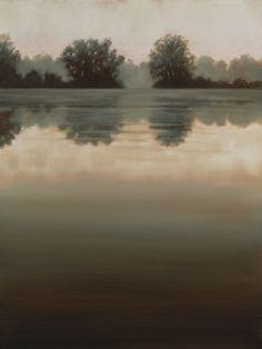 Tranquil Waters II CV Giclee by Lisa Seago  ~  x