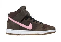 Nike SB Dunk High Smoke Ion Pink Available Now