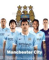 DP BBM Animasi Terbaru Versi Photoshop : Manchester City Animated [New]