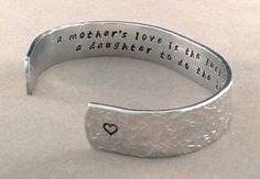 READY TO SHIP 1/2  A mothers love is the fuel by DandLDesigns4U, $24.00