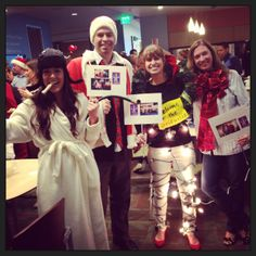 Meet DaVita's very own Griswold family, from the 2013 People Services Christmas party costume contest. Fun is one of our core values and we mean it!