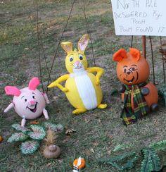 little pumpkin grace Halloween Pumpkin Designs, Halloween Pumpkins, Halloween Crafts, Holiday Crafts, Halloween Decorations, Pumpkin Contest, Pumpkin Ideas, Winnie The Pooh Pumpkin, Book Character Pumpkins