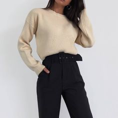 office outfits for young professionals Mode Outfits, Office Outfits, School Outfits, Fashion Mode, Look Fashion, Korean Fashion, Workwear Fashion, Mens Fashion, Classy Outfits