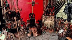 Chivis Martinez Borderland Beat From Small Wars Journal Tony M. Kail On 22 October 2019 a mass counterdrug operation was conducted. Spirits Of The Dead, Cultural Artifact, México City, Borderlands, Black Magic, Priest, Deities, Crime, Spirituality