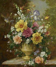 kvety vo v?ze, предпросмотр