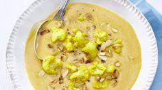 Ergebnisse für: Blumenkohl-Curry-Suppe