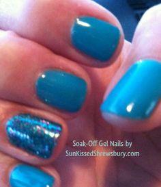 Soak Off Gel Manicure  I'm still not sure about gel manicures. Is it worth it??