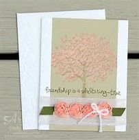 Image result for stampin' up all sheltering tree