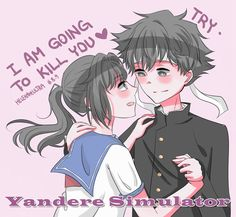 Budo x Ayano. Who ships them? Tell me why. I have a hard time choosing who to ship. Help me