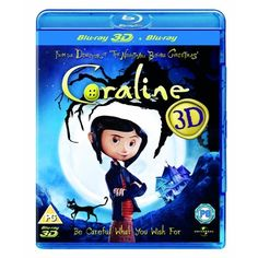 http://ift.tt/2dNUwca | Coraline Blu-ray | #Movies #film #trailers #blu-ray #dvd #tv #Comedy #Action #Adventure #Classics online movies watch movies  tv shows Science Fiction Kids & Family Mystery Thrillers #Romance film review movie reviews movies reviews