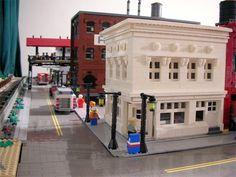 LEGO Brooklyn: Artist Recreates Borough with Plastic Blocks