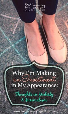Why you should make an investment in your appearance.