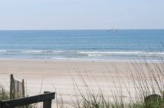Life doesn't get much better than being here! (Holden Beach)