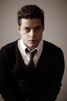Rami Malek portrait by Mike Rosenthal- 2011 #2011 #RamiMalek #MikeRosenthal #Hot