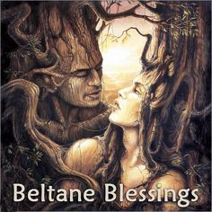 Beltane Blessings.Beltane is a major Pagan festival called a Sabbat. It is the union of the God and Goddess. The word Beltane means Bright Fire. It is named after the God Bel and ancient Celtic God. It is a fire festival and it is traditional to build a fire on Beltane night to honor the Sun Gods.Beltane is a fertility festival, it is the height of Spring and the beginning of Summer. Earths energy is very strong and potent at the minute with new life everywhere, Beltane is the start of the…