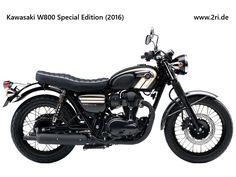"Kawasaki W800 ""Special Edition"" (2016)"