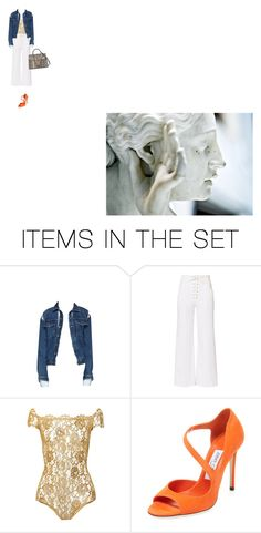 """""""Écoute petit coeur"""" by mauvaiseinfluance ❤ liked on Polyvore featuring art"""
