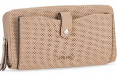 Damenbrieftasche Suri Frey taupe Romy Hetty beige Suri Frey, Beige, Wallet, Taupe, Taupe Colour, Artificial Leather, Silver, Bags, Purses