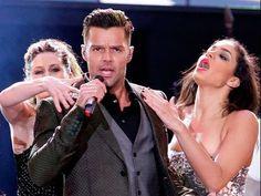 Ricky Martin en el Festival de Viña 2014 HD [Completo]