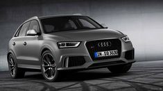 New photos of the Audi RS have emerged! Audi Q3, Audi Cars, Sport Suv, Audi Sport, Crossover, Grey Wallpaper, Computer Wallpaper, Car Girls, Car Wallpapers