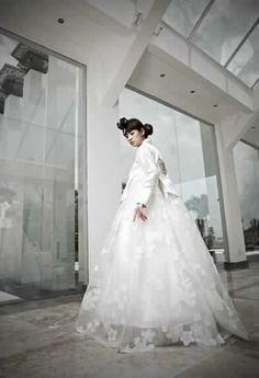 For ur beautiful wedding inspired Tradition dress in Korea