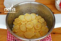 Maklube Tarifi (videolu) - Nefis Yemek Tarifleri Snack Recipes, Snacks, Tuna, Chips, Food, Snack Mix Recipes, Appetizer Recipes, Appetizers, Potato Chip