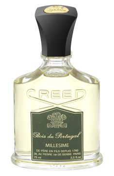 Creed 'Bois du Portugal' Fragrance available at A new cologne I'm trying. Definitely go easy with it as it does last throughout the day. Creed Fragrance, Perfume Diesel, Perfume Bottles, Mens Perfume, Perfume Glamour, Perfume Versace, Creed Cologne, Lotions, Men Stuff