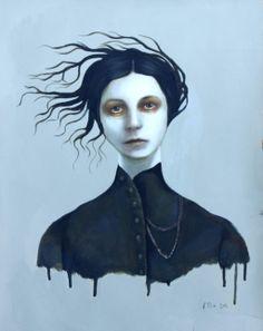 Haunted Portrait 3 by flea-sha.deviantart.com on @deviantART