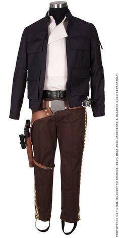 "Star Wars™: Empire Strikes Back Han Solo ""Bespin"" Clothing Replica Ensemble - Premier Line - (Tier 2 - PRE-ORDER)"