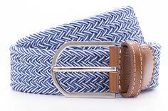 Beltology Blue/White Basis, $60.