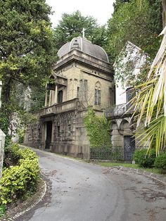 Staglieno Cemetery Genoa  Italy - not such a weird place to enjoy visiting…