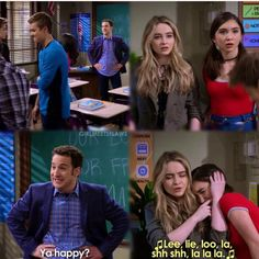 "#GirlMeetsWorld ""Girl Meets She Don't Like Me"" (Riley finding out her dad is teaching health class)"