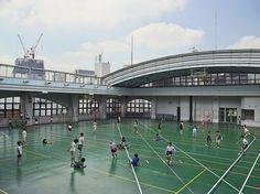 Tokyo, Japon — École primaire Shohei | Voilà à quoi ressemble la récréation dans le reste du monde
