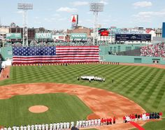 Sure wish I could make it to Fenway today for the FREE tours - love to see all the inside stuff!