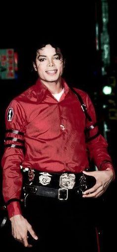 MJ BAD era