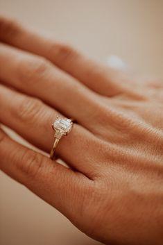 Dream Engagement Rings, Rose Gold Engagement, Wedding Engagement, Solitaire Engagement, Wedding Goals, Dream Wedding, Wedding Day, Gold Wedding, Unique Wedding Bands