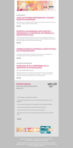 Noticias de Emprendimiento/ UP Euskadi (05-11 de Diciembre) 13/12/2016