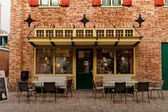 Koffiehuis Alkmaar, wat een fijne relaxte plek voor koffie en nog veel meer.