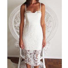 Bianca Lace Dress