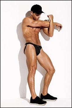 SY COMPACT Krav MAGA Mens Underwear Basic Boxer Brief