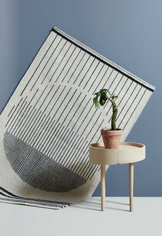 Woud rug + table | Denmark